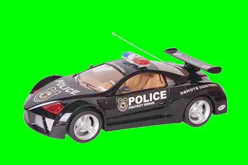 ماشین فاموس کار پلیسی رادیو کنترلی مدل 2015